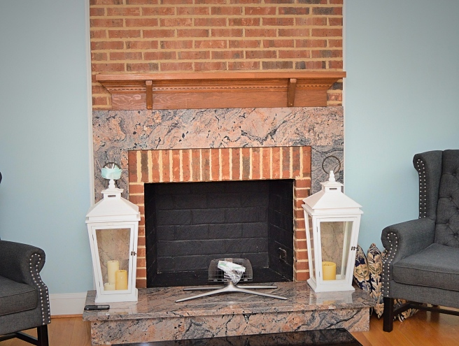Fireplace Before - Edited